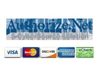 Authorize.Net Integration